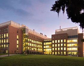 UF Cancer and Genetics Research Complex